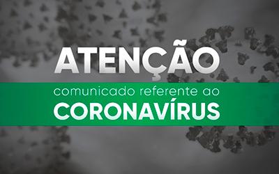 Informativo de alerta sobre a COVID-19